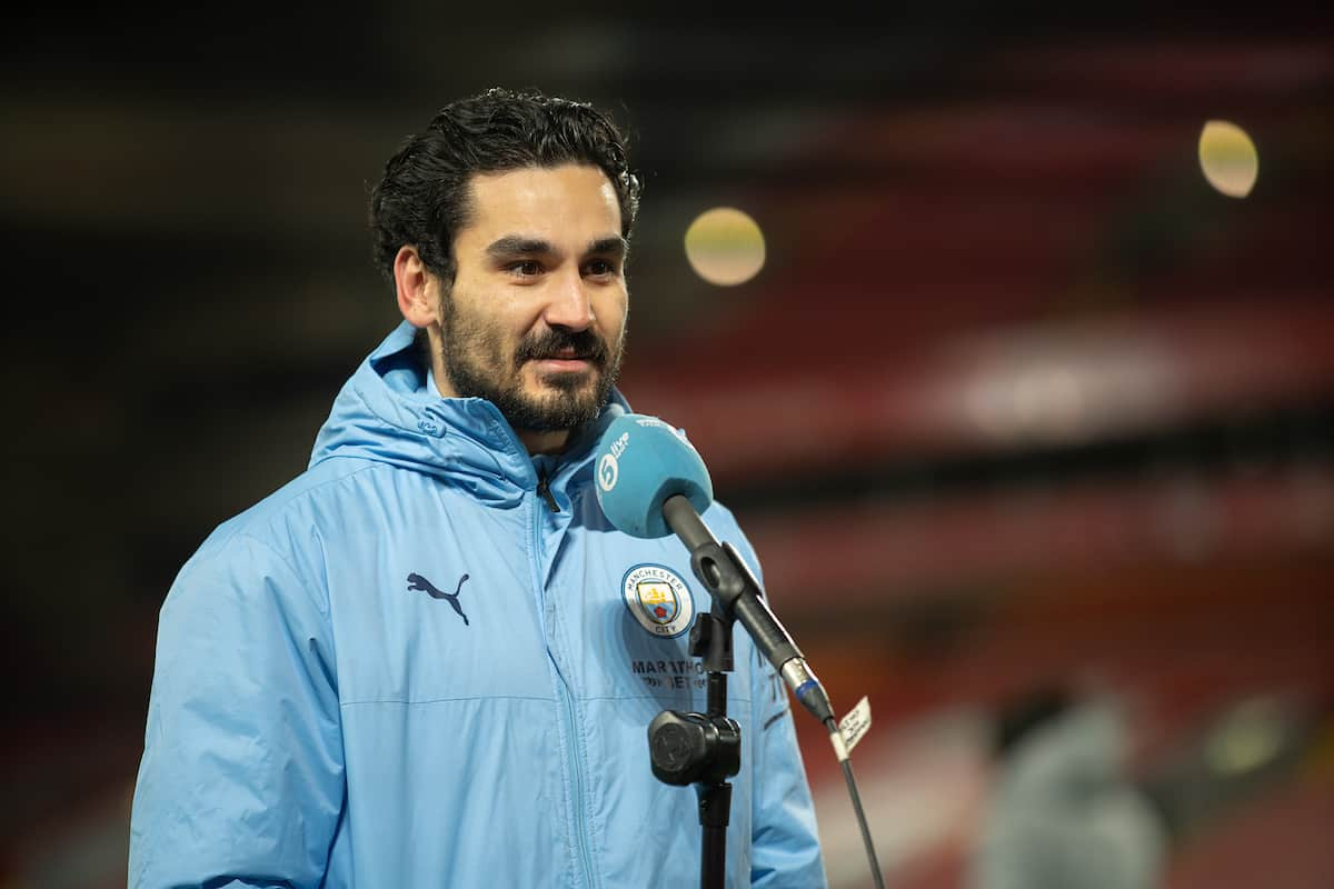 """Champions League reforms are """"just the lesser of the two evils"""" – Ilkay Gundogan"""