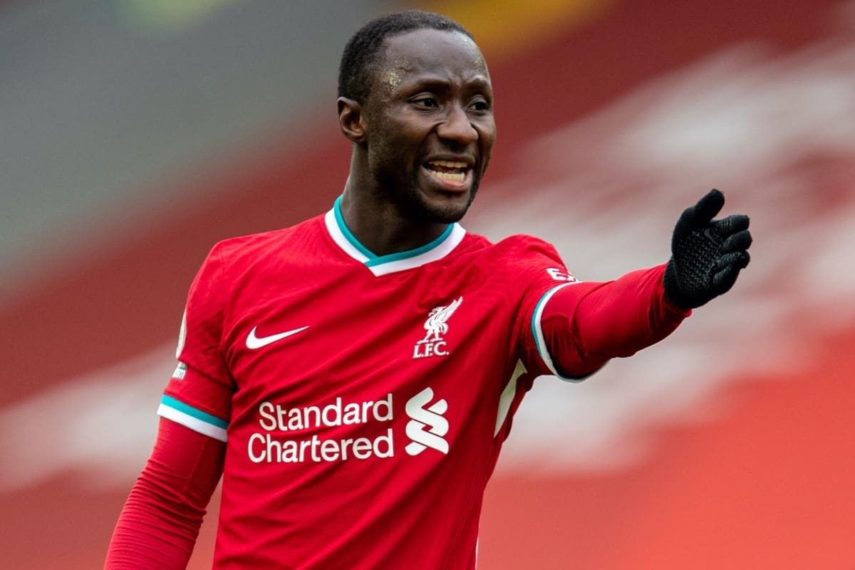 Liverpool to withdraw Naby Keita from 'red list' Guinea fixture - Liverpool  FC - This Is Anfield