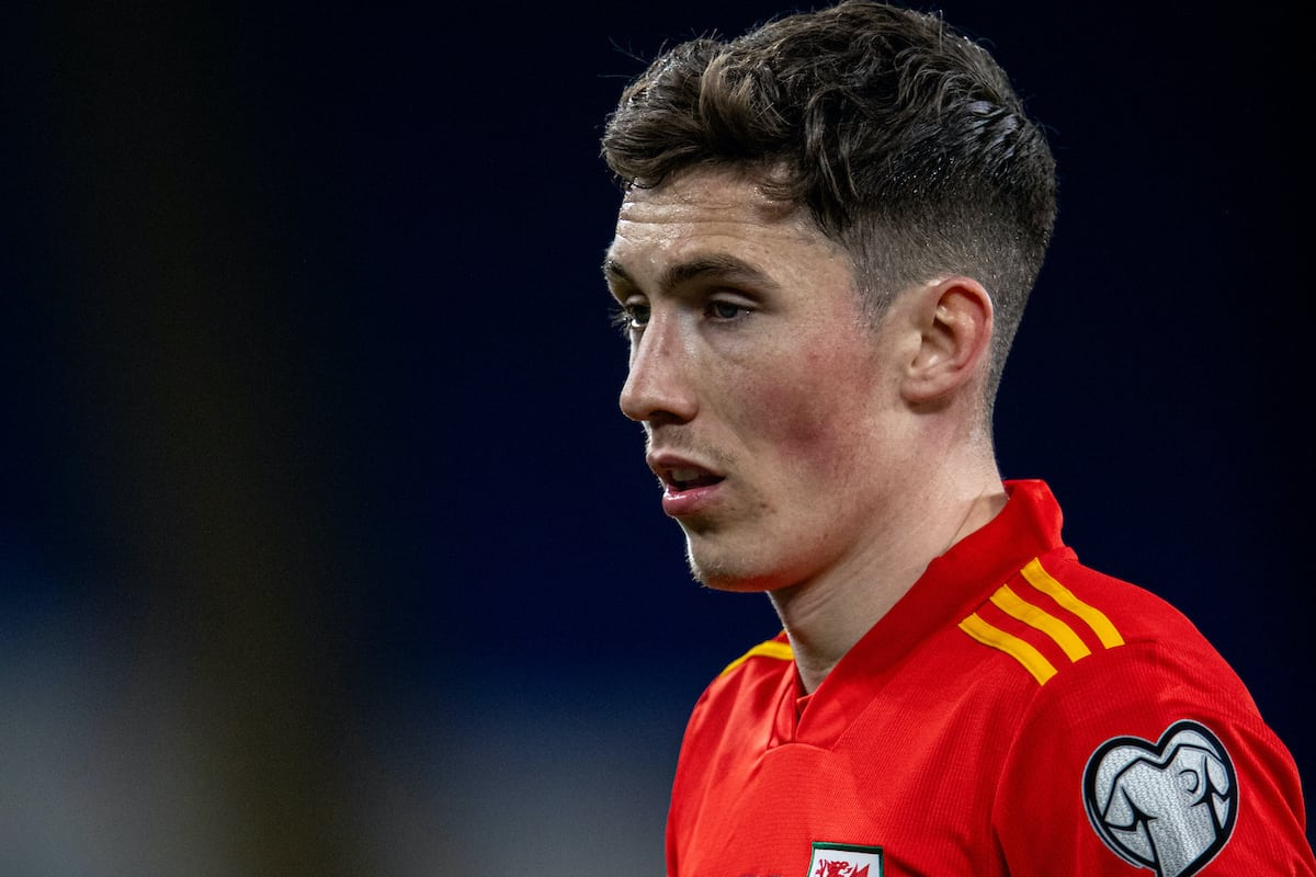 CARDIFF, WALES - Tuesday, March 30, 2021: Wales' Harry Wilson during the FIFA World Cup Qatar 2022 Qualifying Group E game between Wales and Czech Republic at the Cardiff City Stadium. Wales won 1-0. (Pic by David Rawcliffe/Propaganda)
