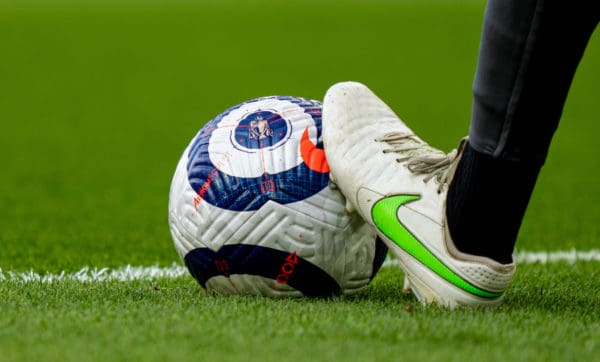 General Premier League matchday ball (Pic by David Rawcliffe/Propaganda)