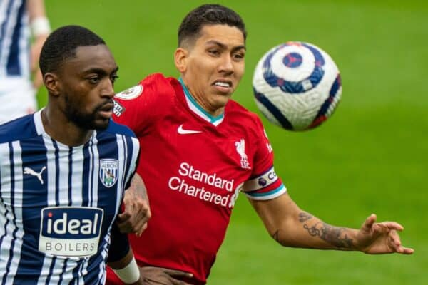 Football – FA Premier League – West Bromwich Albion FC v Liverpool FC
