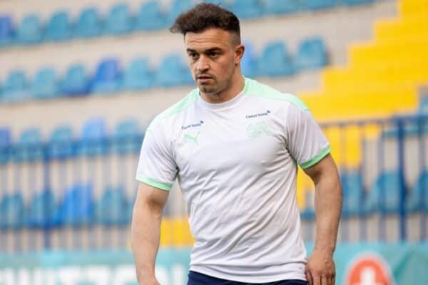 Football – UEFA EURO 2020 – Switzerland Training in Baku