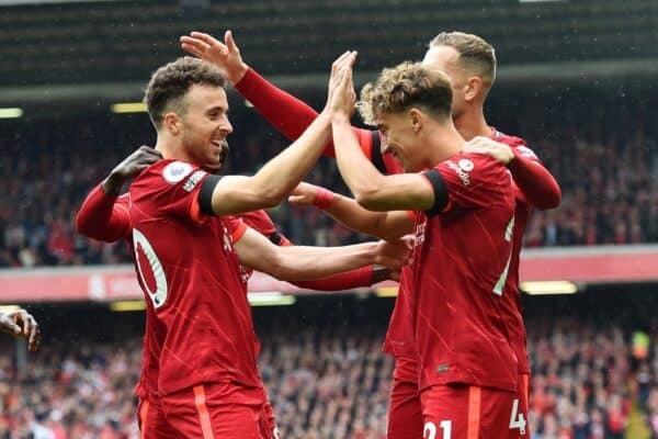 Football – FA Premier League – Liverpool FC v Burnley FC