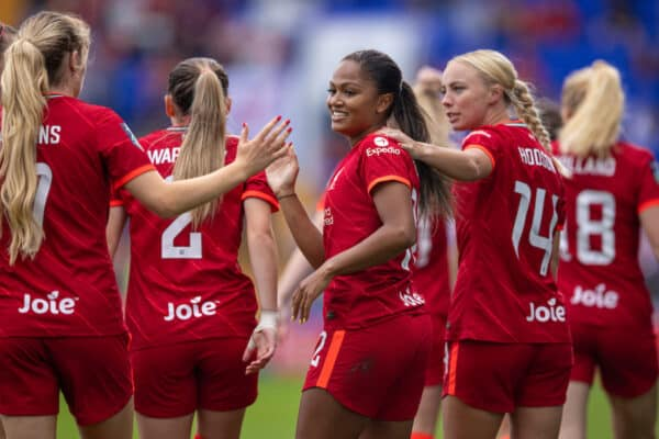 Football – FA Women's Championship – Liverpool FC Women v Crystal Palace FC Women