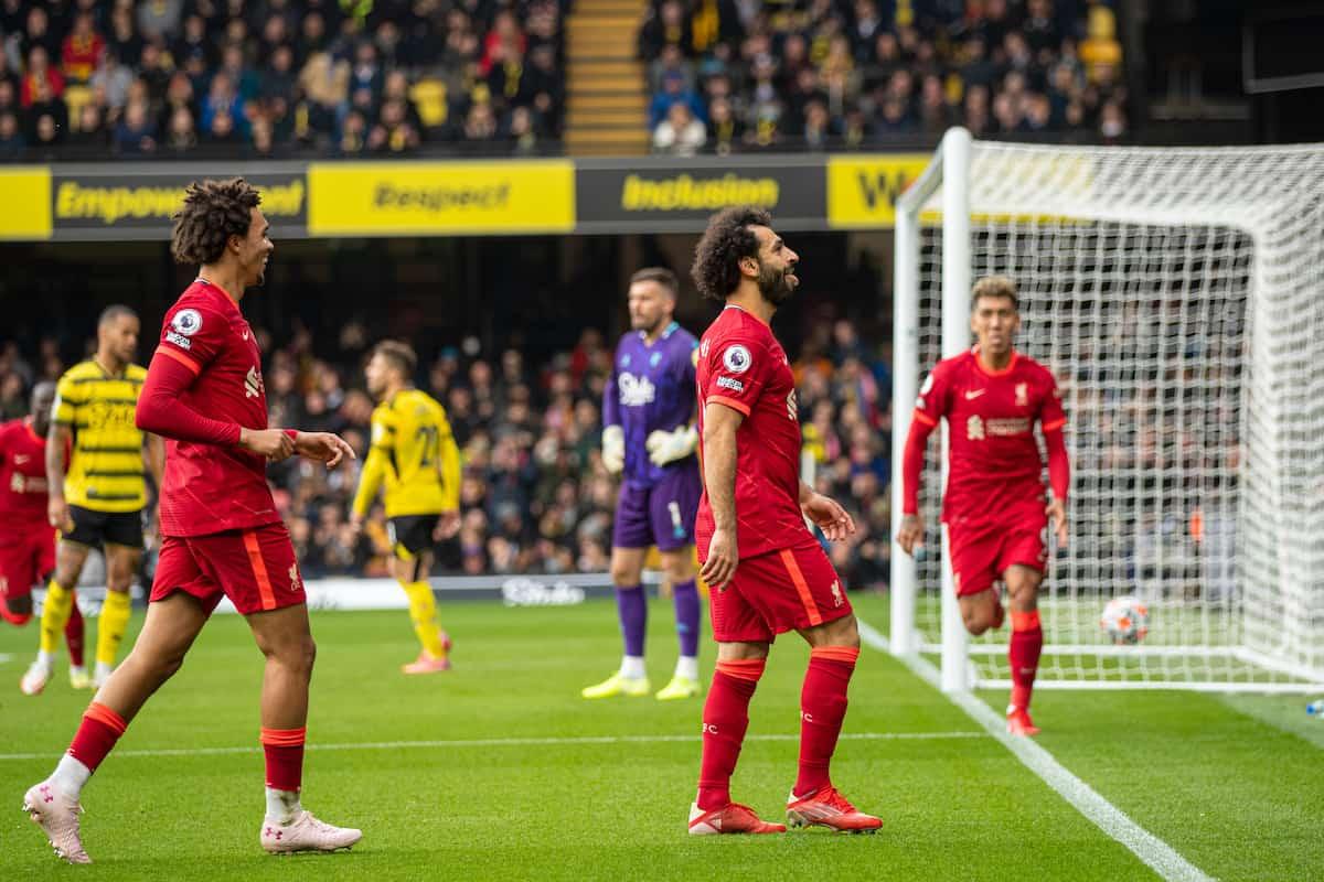 Mo Salah thrusts himself into centre of the footballing universe