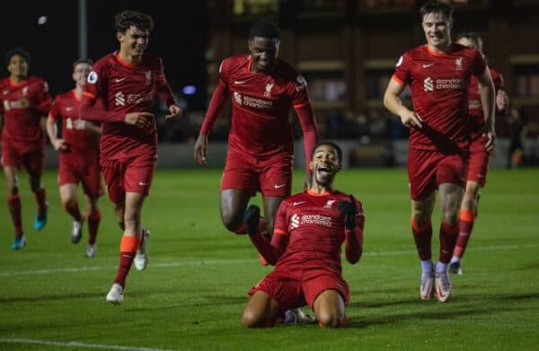 Football – Premier League 2 Division 1 – Blackburn Rovers FC Under-23's v Liverpool FC Under-23's