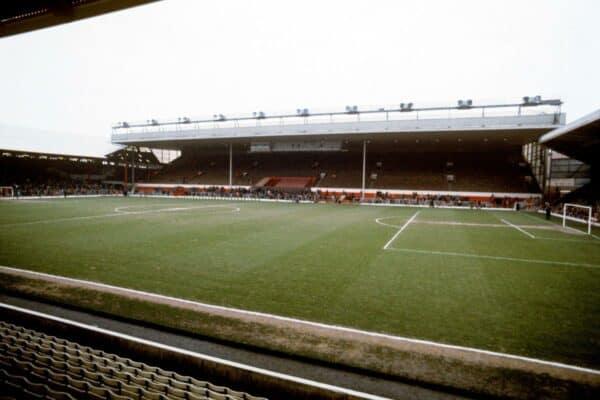 Retro, Anfield, Main Stand (1970s?) (PA / Alamy Media)