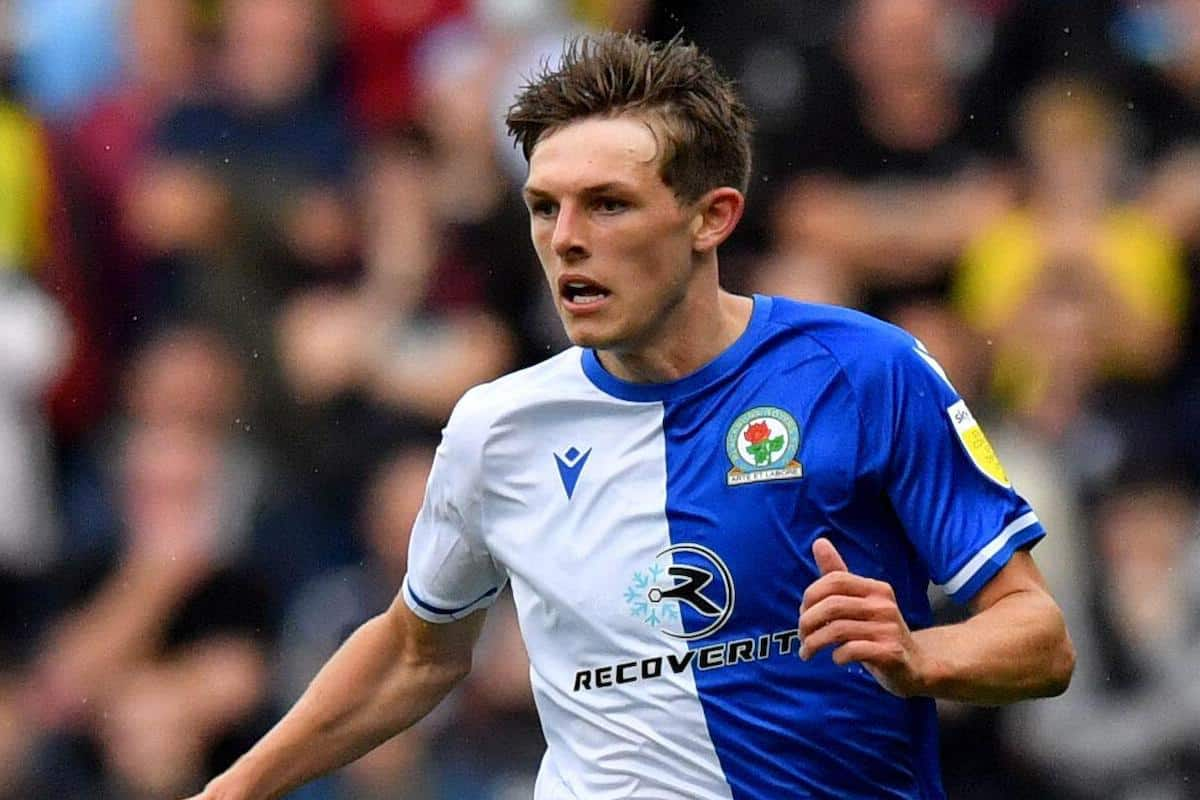 Blackburn Rovers Leighton Clarkson