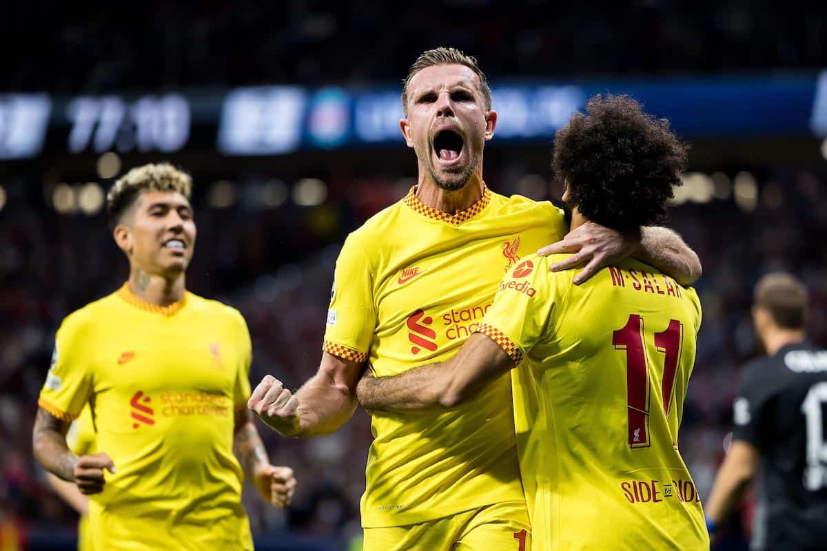 5 talking points from Atletico Madrid 2-3 Liverpool