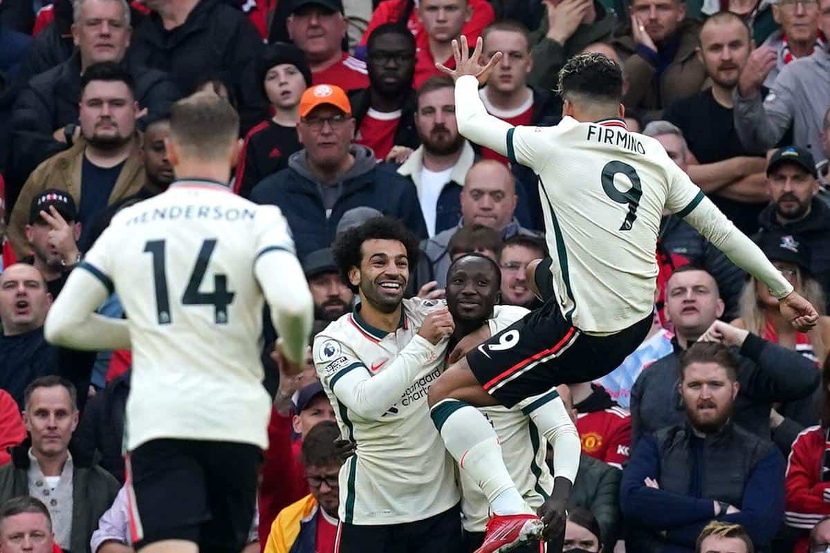 5 talking points from Man United 0-5 Liverpool