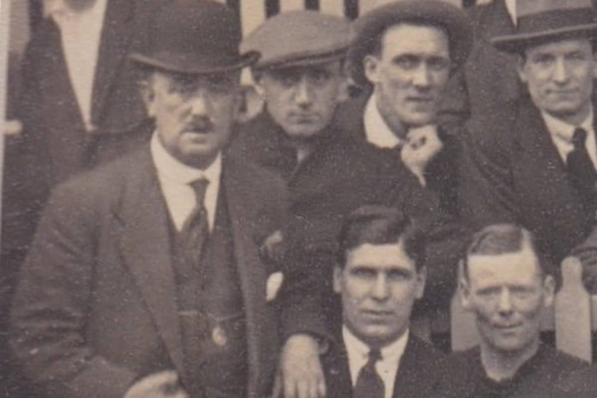 David Ashworth, Liverpool manager 1919-1923 (Credit: The Bromilow family)