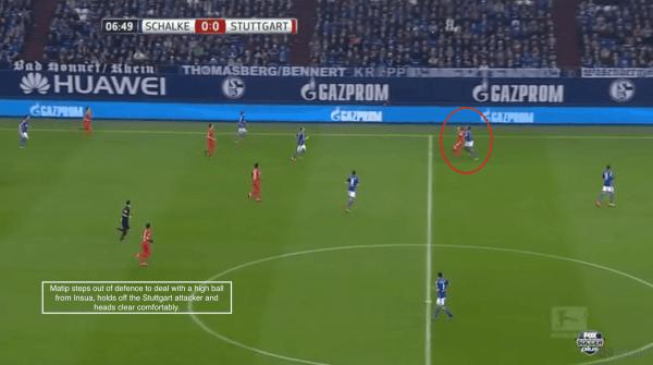 7' Matip Headed Duel vs. Stuttgart