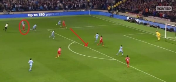 7 Moreno One-Two with Markovic, Cross Cut Out
