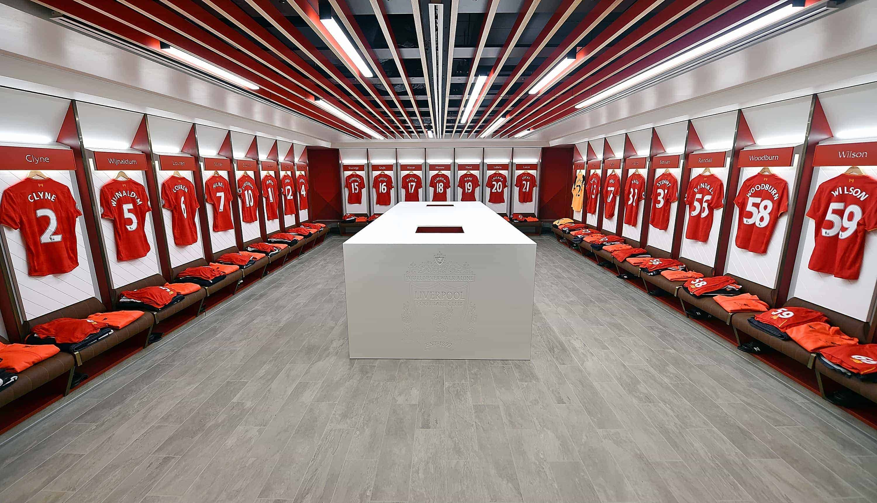 The Boot Room Liverpool Football Club