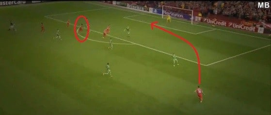 9 MotG Manquillo Cross to Gerrard