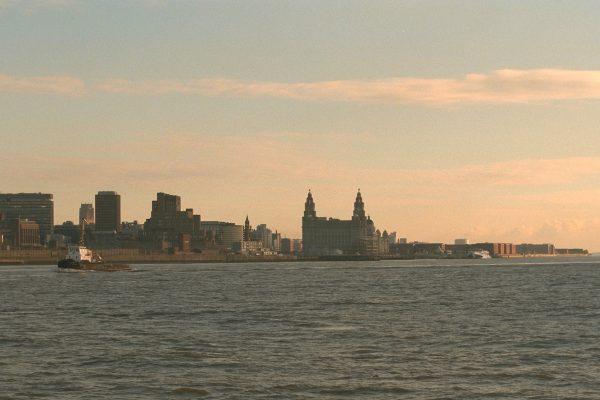 River Mersey. (Pic by David Rawcliffe/Propaganda)