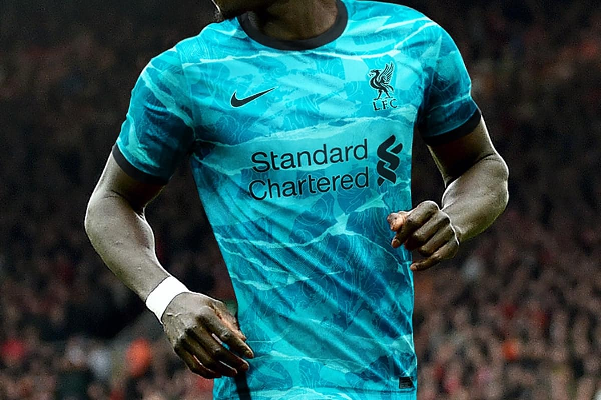 "Nike claim ""bold statement"" of Liverpool away kit reflects ""the youth of the city"" - This Is Anfield"