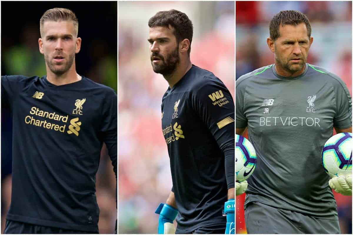 Adrian, Alisson and Achterberg – Time to praise Liverpool's goalkeeping department