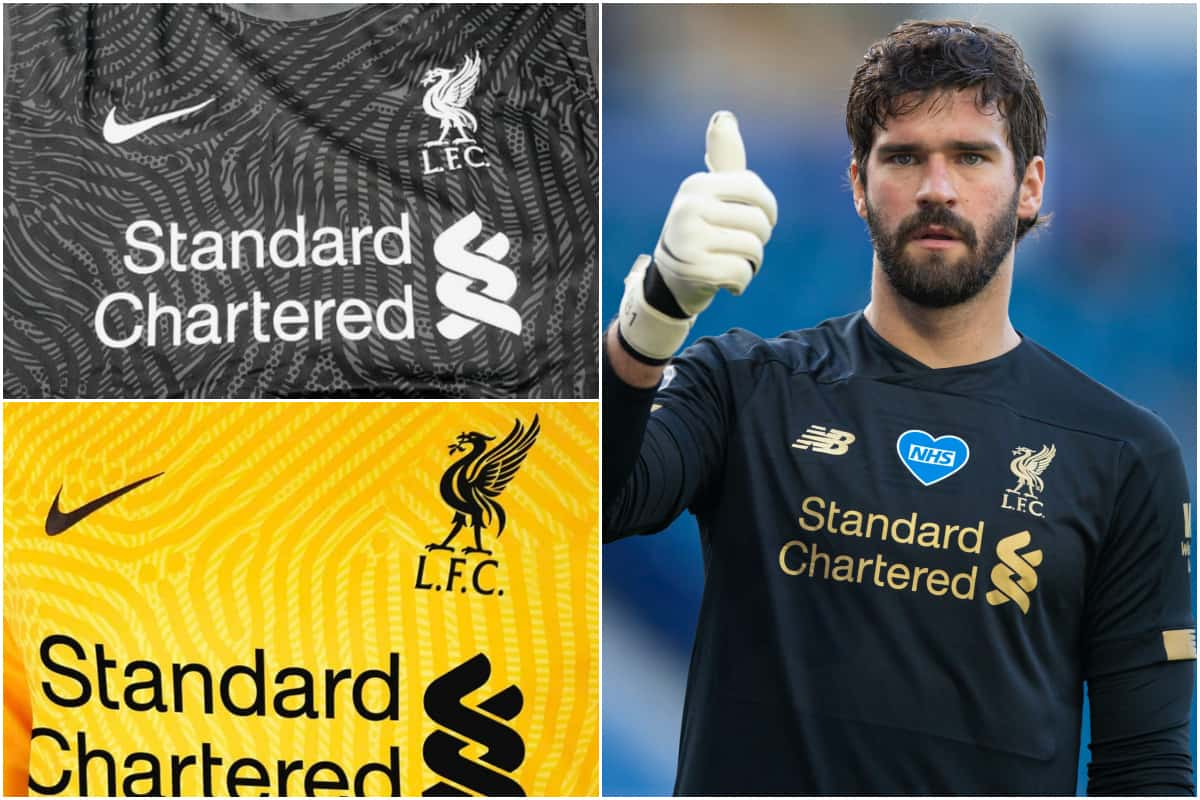 More Images Of Liverpool S New Nike Goalkeeper Kit For 2020 21 Emerge Liverpool Fc This Is Anfield