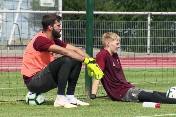 Liverpool manager Jurgen Klopp 'really pleased' with Alisson's debut in goal