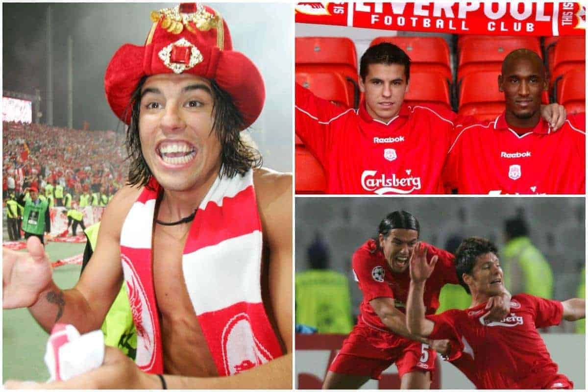 Interview Milan Baros On His Liverpool Career Istanbul Life In England Benitez And Houllier Liverpool Fc This Is Anfield