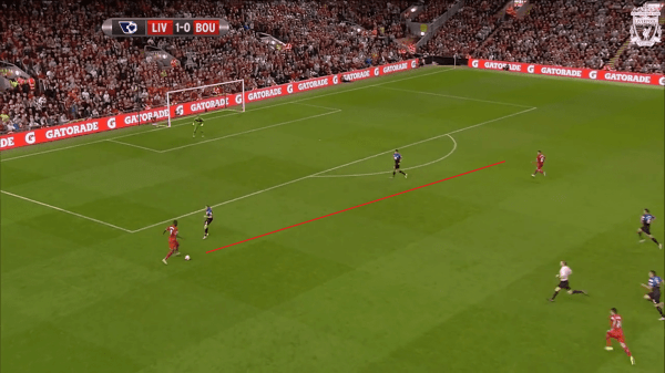 Benteke Pass to Coutinho vs. Bournemouth