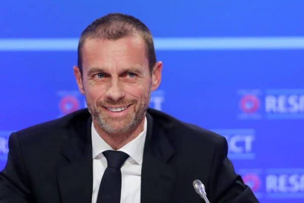 UEFA president Aleksander Ceferin is having to deal with the coronavirus fallout (Niall Carson/PA)