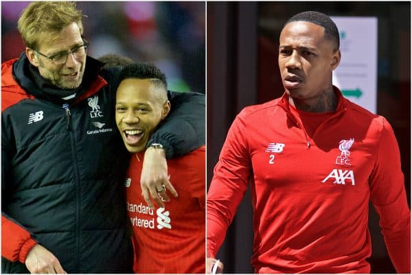 """Nathaniel Clyne's journey from Klopp's """"machine"""" to forgotten man at Liverpool"""