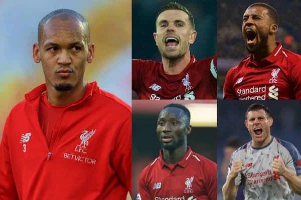Fabinho back in the No. 6 role, or same again? – Debating Liverpool's midfield vs. Man United