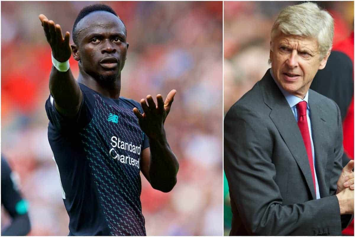 "Arsene Wenger lauds ""outstanding"" Sadio Mane as he weighs in on winger's Ballon d'Or chances"