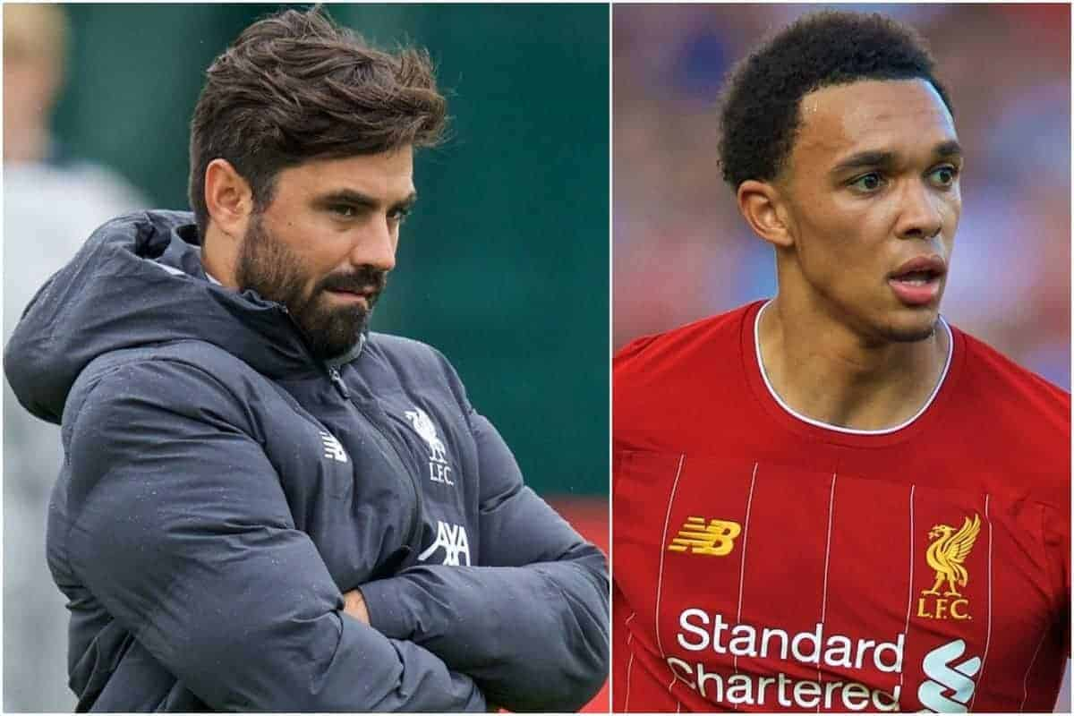 """A perfect project"" – Liverpool's new coach on the hunt to unearth the next Trent"