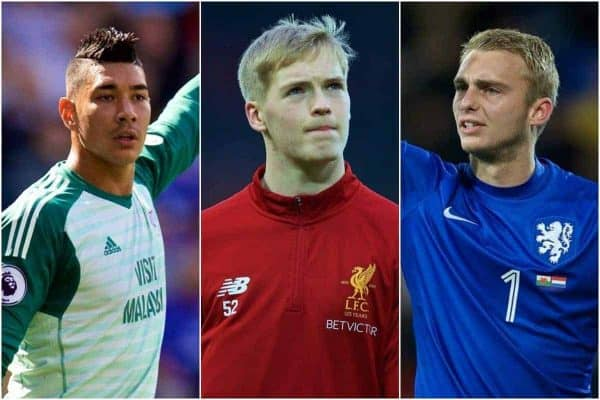 10 goalkeepers Liverpool could replace Simon Mignolet with this summer