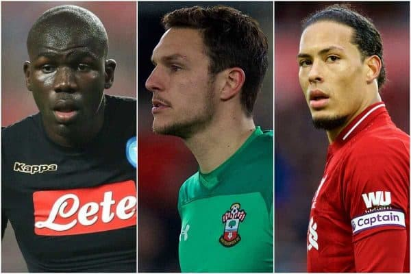 Contrasting McCarthy reports & a wild Koulibaly claim – Tuesday's Liverpool FC News Roundup