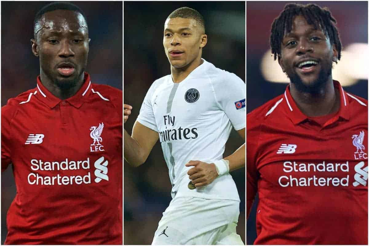 the latest 22b68 28b88 Frustrating Keita claim & how PSG kit deal could affect Reds ...