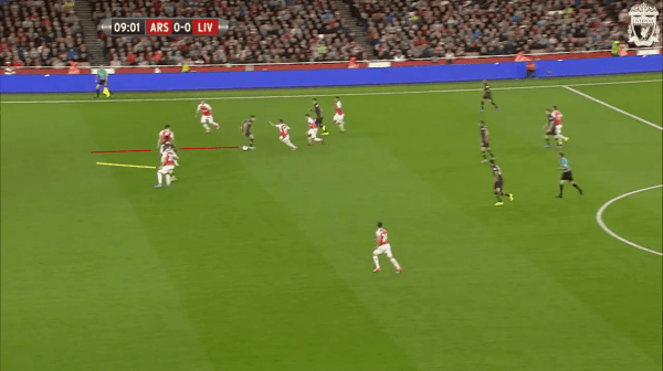 Coutinho Backheel vs. Arsenal 2