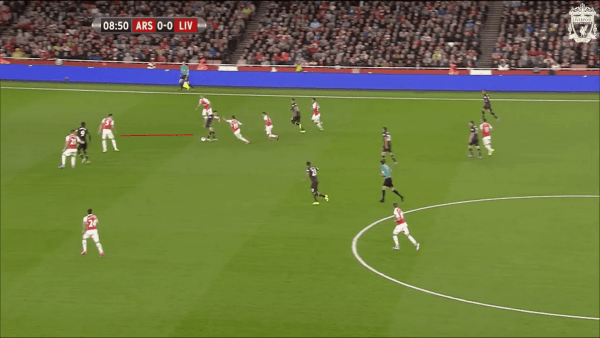 Coutinho Backheel vs. Arsenal