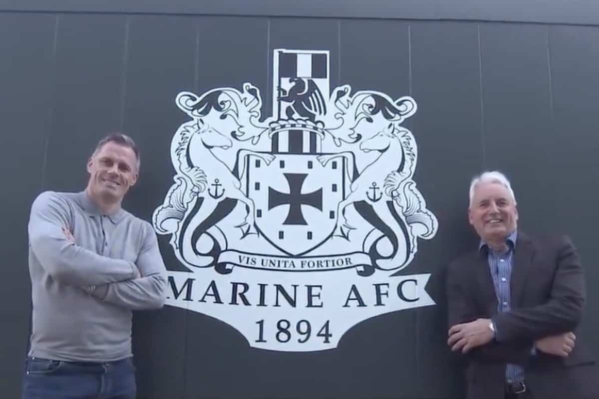 (Credit: @marineafc Instagram)