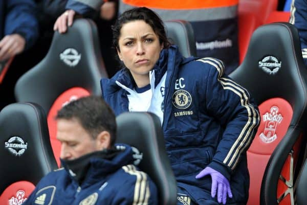 Former Chelsea doctor Eva Carneiro has express concerns about football's restart (Daniel Hambury/PA)