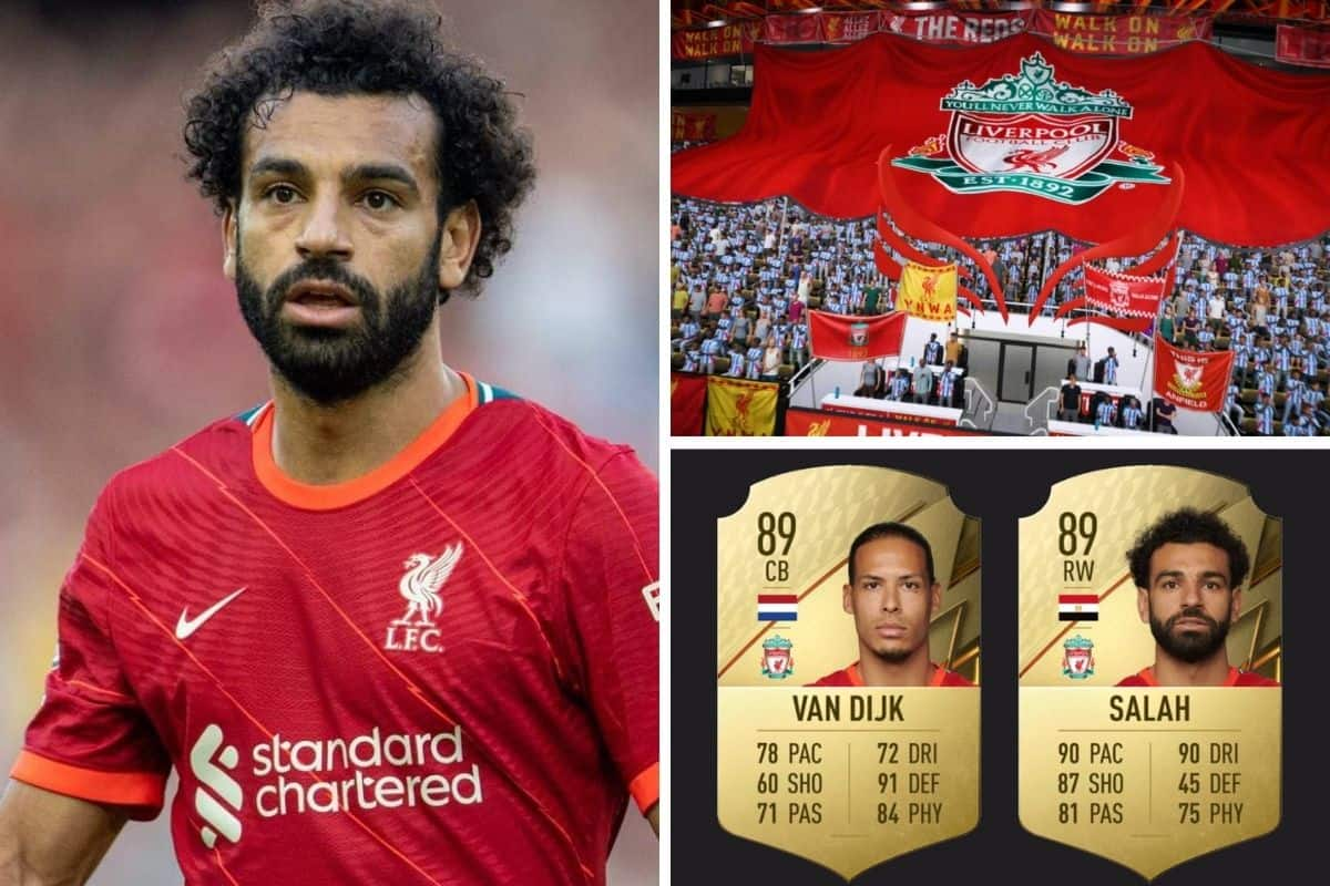 Liverpool's FIFA 22 player ratings get ex-players debating!