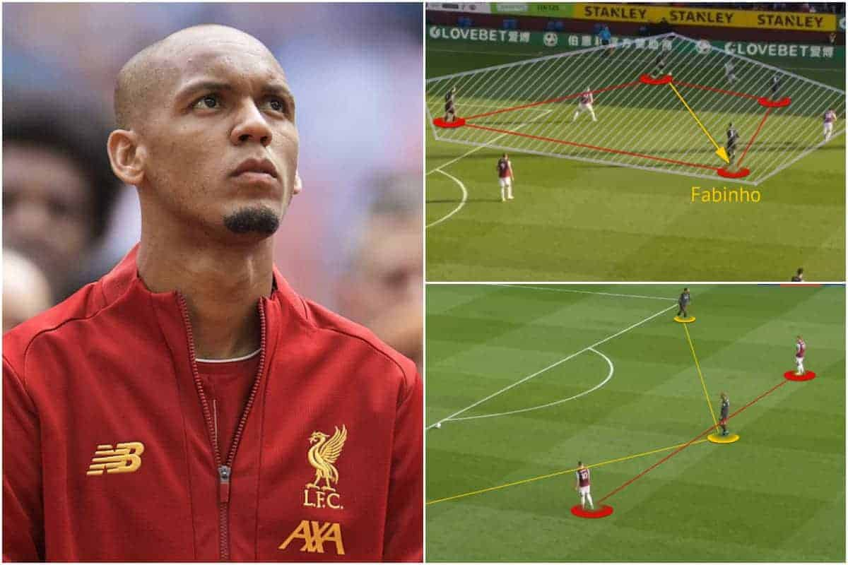 Analysing how the multi-talented Fabinho became Liverpool's 'lighthouse'