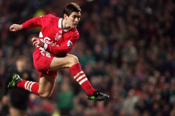 Soccer – FA Carling Premiership – Liverpool v Manchester United