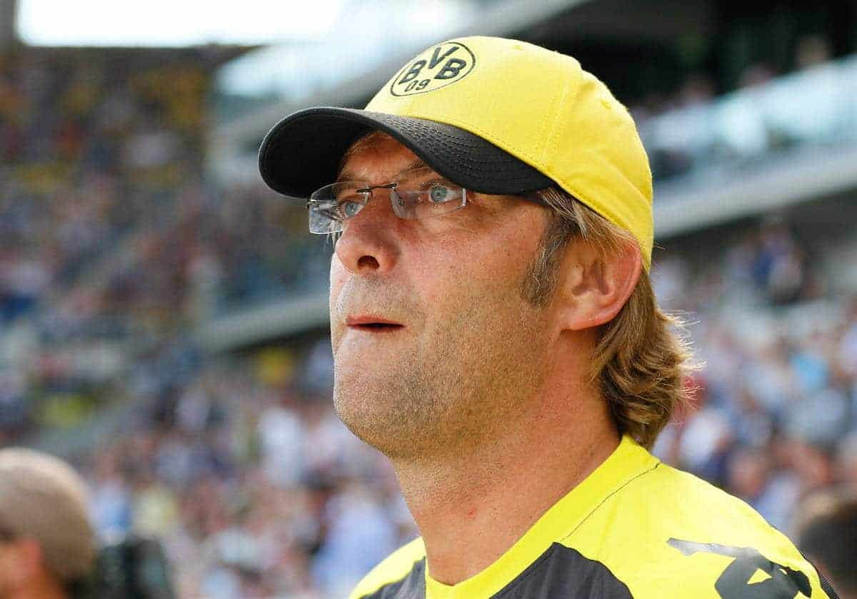 13.08.2011, Wirsol Rhein-Neckar-Arena, Sinsheim, GER, 1.FBL, TSG 1899 Hoffenheim vs BvB Borussia Dortmund, Juergen KLOPP, Trainer Borussia Dortmund, Portrait mit Kappe..// during the match from GER, 1.FBL,TSG 1899 Hoffenheim vs BvB Borussia Dortmund on 2011/08/13, Wirsol Rhein-Neckar-Arena, Sinsheim, Germany..EXPA Pictures © 2011, PhotoCredit: EXPA/ nph/ A.Huber ****** out of GER / CRO / BEL ******