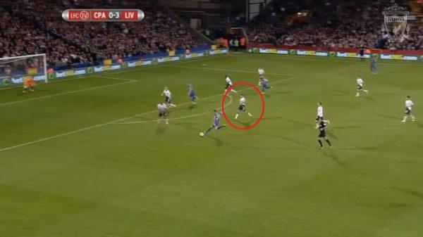 Gerrard, Palace goal 1