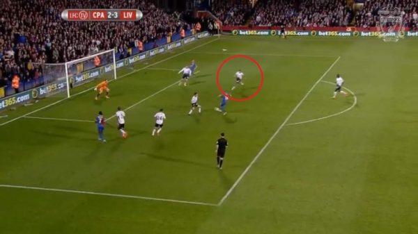 Gerrard, Palace goal 2