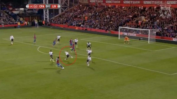 Gerrard block on Jedinak