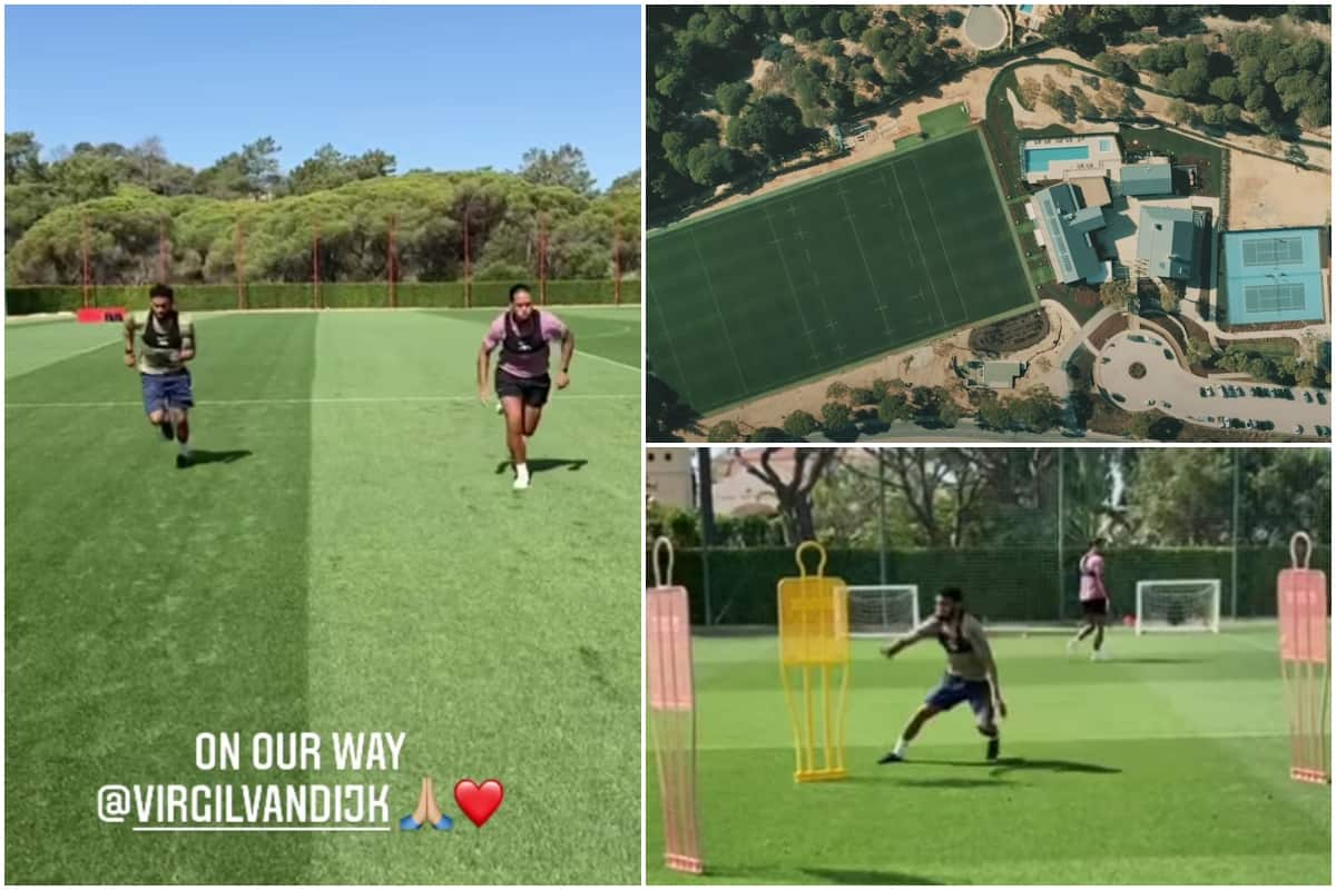 Liverpool's recovering stars head to Algarve for training - This Is Anfield