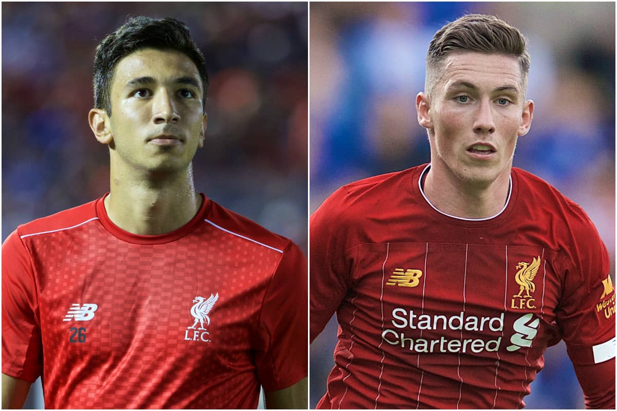 Liverpool could raise at least £40m from sales of Marko Grujic & Harry Wilson