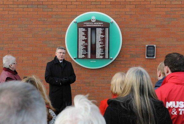 Hillsborough Memorial 22