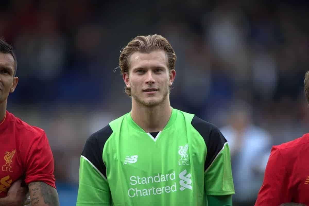 Loris Karius: Time for Liverpool's new goalkeeper to take ...