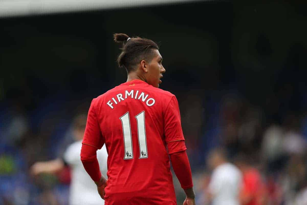 Is Roberto Firmino Becoming Liverpool S Most Important Player This Is Anfield